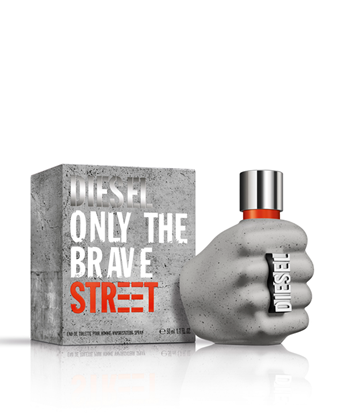 Picture of ONLY THE BRAVE STREET EDT