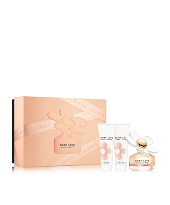 Picture of DAISY LOVE SET (EDT 50ML+BODY LOTION 75ML+SHOWER GEL 75ML)