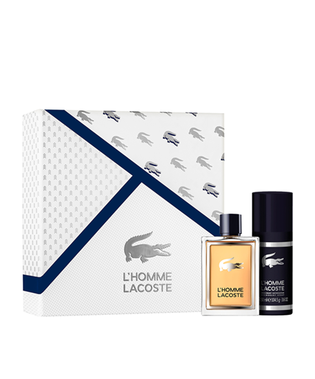 Picture of L'HOMME SET (EDT 100ML + DEO SPRAY)