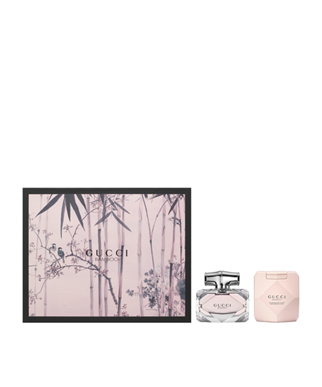 Picture of GUCCI BAMBOO EDP 50ML WITH FREE BODY LOTION 100ML