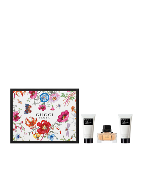 Picture of GUCCI FLORA EDP 50ML + 2x BODY LOTION 50ML