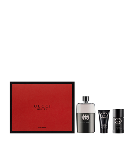 Picture of Gucci Guilty PH EDP 90ml+Deo Stick+After Shave Balm 50ml