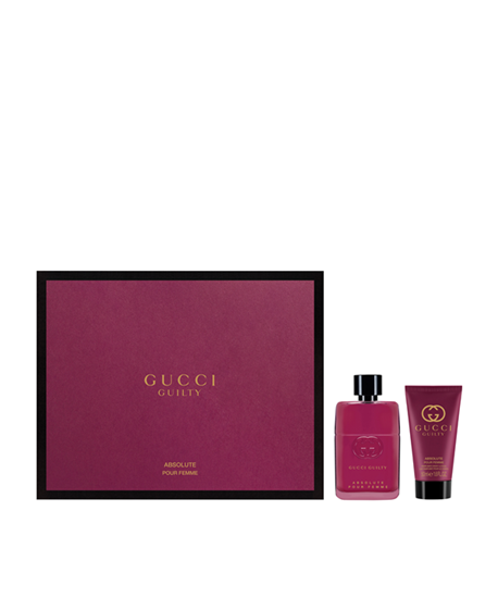 Picture of GUCCI GUILTY ABSOLUTE POUR FEMME EDP 50ML WITH FREE BL 50ML