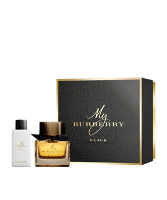 Picture of MY BURBERRY BLACK SET (EDP 50ML + BODY LOTION 75ML)