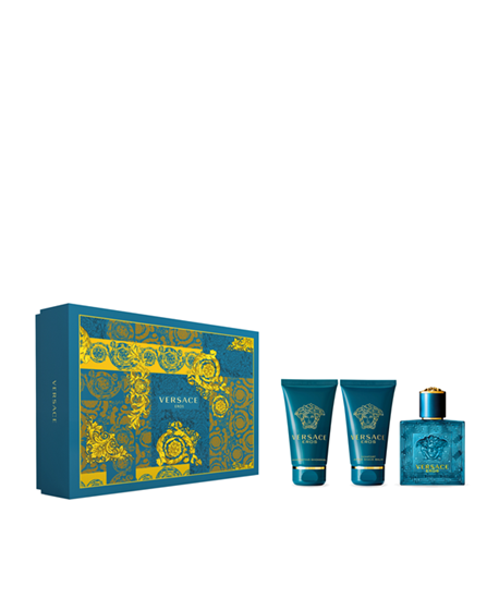 Picture of Eros SET (EDT 50ml & Shower Gel 50ml & After Shave Balm 50ml)