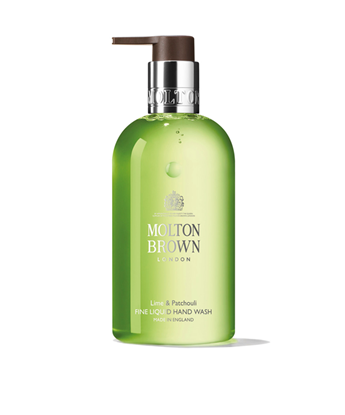 Picture of Lime & Patchouli Fine Liquid Hand Wash 300ml