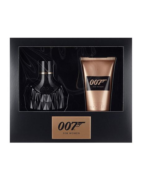 Picture of JAMES BOND 007 WOMAN GIFT SET
