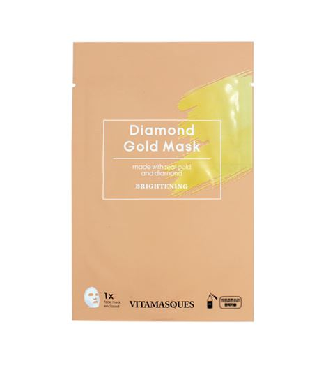 Picture of Diamond Gold Mask