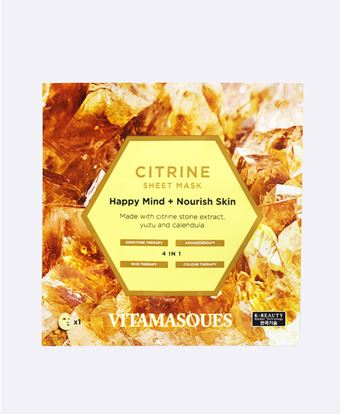 Picture of Citrine Face Mask