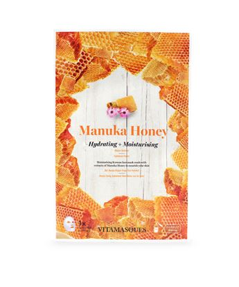 Picture of Manuka Honey Sheet Face Mask
