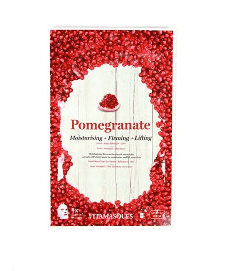 Picture of Pomegranate Face Mask