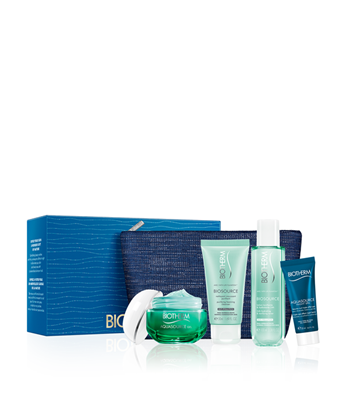 Picture of AQUASOURCE GEL NORMAL SKIN HOLIDAY SET