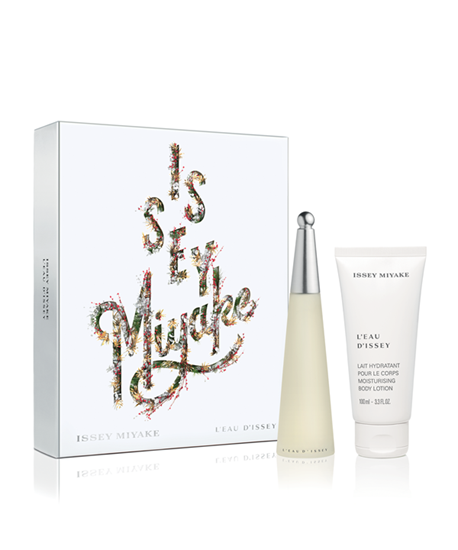 Picture of L'EAU D'ISSEY EDT 50ML+BODY LOTION 100ML