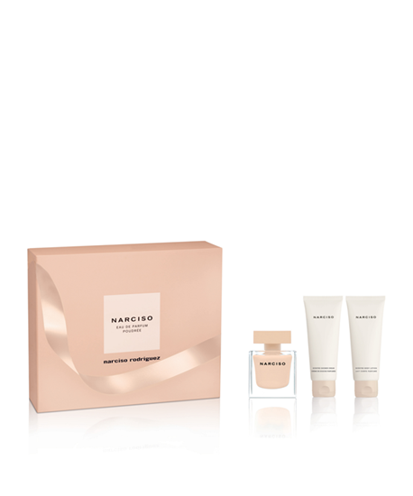 Picture of NARCISO POUDREE EDP50ML+BODY LOTION75ML+SHOWER GEL75ML