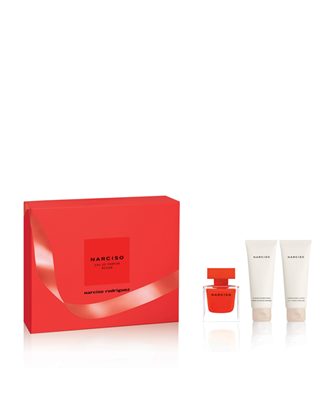 Picture of NARCISO ROUGE EDP50ML+BODY LOTION75ML+SHOWER GEL75ML