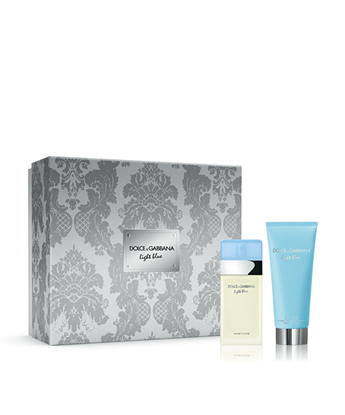 Picture of LIGHT BLUE EDT50ML+BODY CREAM 50ML