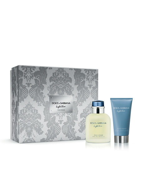 Picture of LIGHT BLUE POUR HOMME EDT75ML+AFTER SHAVE BALM 75ML