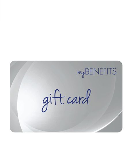 Picture of Benefits Gift Card