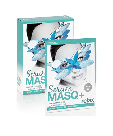 Picture of MASQ + SERUM  RELAX 23ML