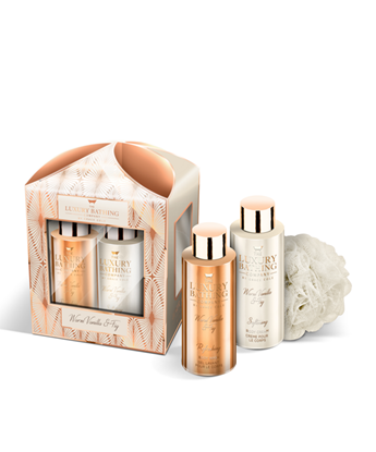 Picture of  Warm Vanilla & Fig Tranquil Times Set