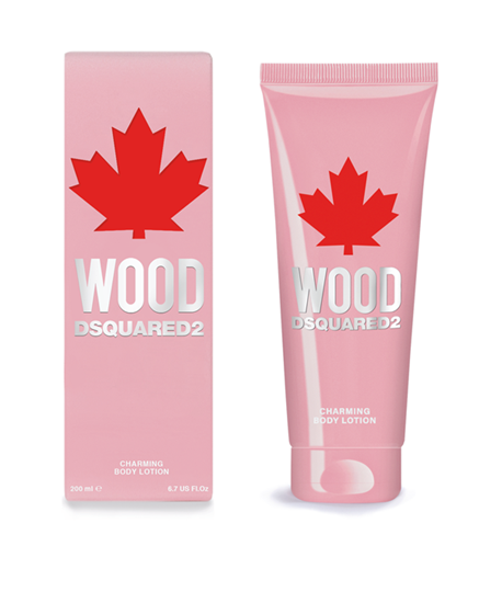 Picture of WOOD BODY LOTION 200ML