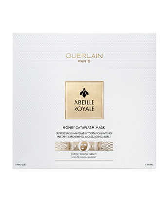 Picture of Abeille Royale Honey Cataplasm Mask X4