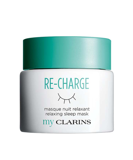 Picture of My Clarins RE-CHARGE Relaxing Sleep Mask 50ml