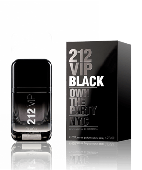 Picture of 212 VIP BLACK EDP