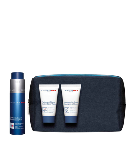 Picture of ClarinsMen Essentials face and body Value set