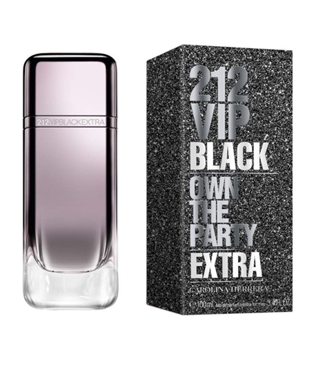 Picture of 212 VIP MEN BLACK EXTRA EDP 100ML
