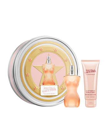 Picture of CLASSIQUE SET (EDT 50ML + BODY LOTION 75ML)