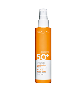 Picture of Sun Care Body Lotion-in-Spray UVA/UVB SPF50 150ML