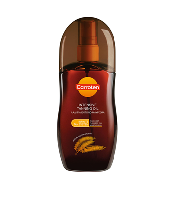 Picture of QUICK & DEEP TAN EXPRESS OIL SPF0 125ML