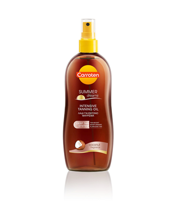 Picture of INTENSIVE TANNING OIL SUMMER DREAMS SPF0 200ML