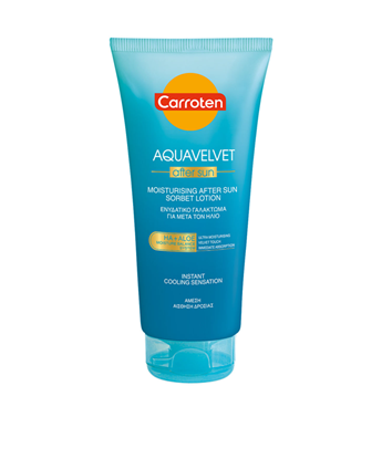 Picture of AQUAVELVET MOISTURISING AFTER SUN SORBET LOTION 200ML