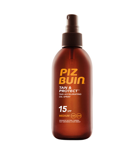 Picture of Tan & Protect™ Tan Accelerating  Oil Spray SPF15