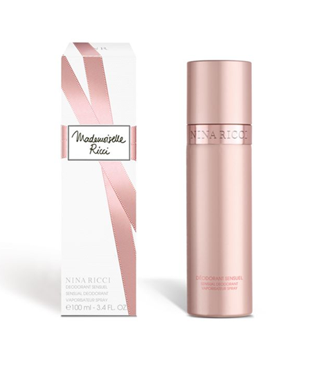 Picture of MADEMOISELLE RICCI DEODORANT SPRAY 100ML