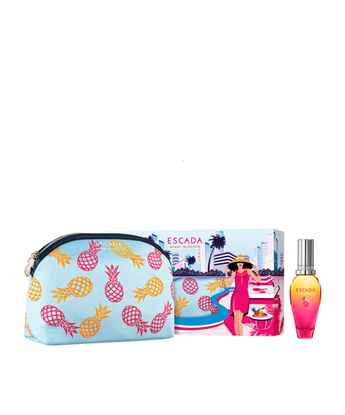 Picture of MIAMI BLOSSOM SET (EDT  30ML + POUCH)