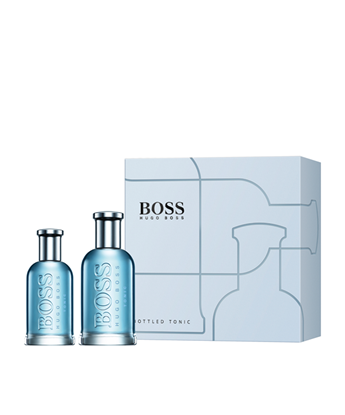 Picture of BOSS BOTTLED TONIC SET (EDT 100ML + EDT 50ML)