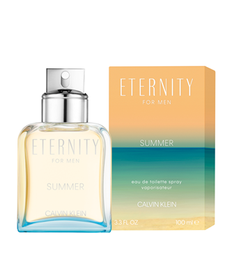 Picture of ETERNITY MEN SUMMER 2019 EDT 100ML
