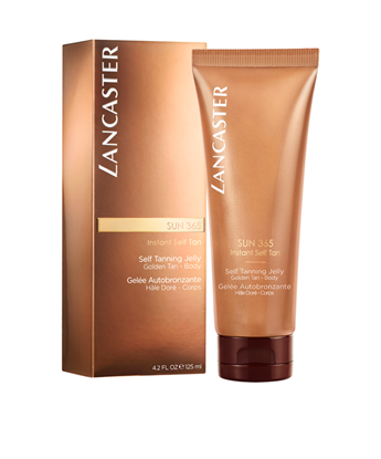 Picture of SUN SELF TAN INSTANT BODY JELLY 125ML