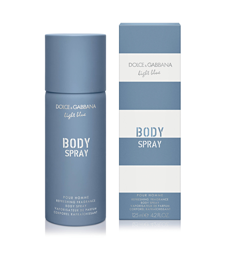 Picture of LIGHT BLUE POUR HOMME BODY SPRAY 125ML