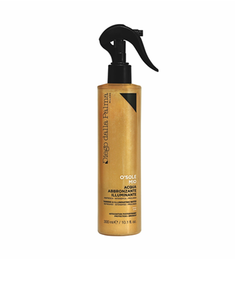 Picture of O'SOLEMIO TANNING&ILLUMINATING WATER REFRESHES - BODY 300ML