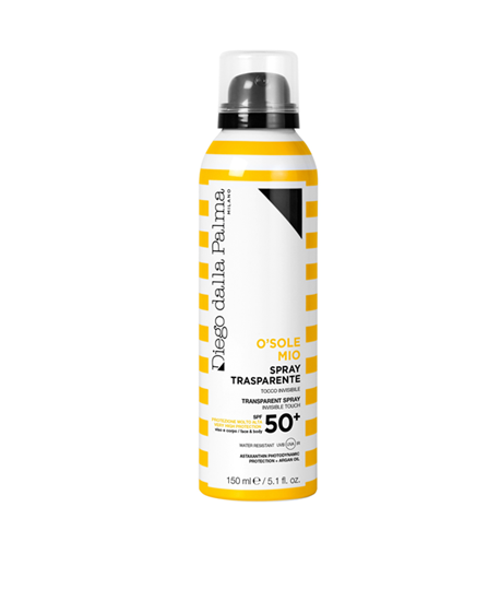 Picture of O'SOLEMIO TRANSPARENT TOUCH INVISIBLE SPRAY SPF 50+ - 150ML