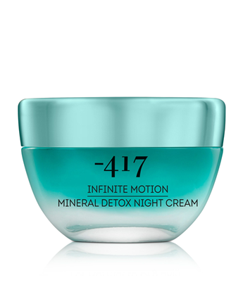 Picture of IN MOTION MINERAL DETOX NIGHT CREAM 50ML