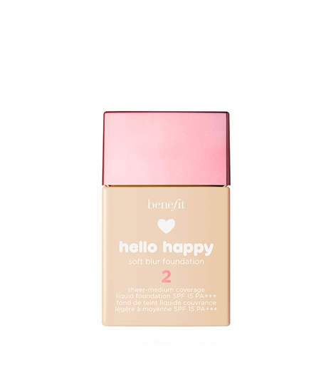 Picture of Hello Happy Soft Blur Foundation