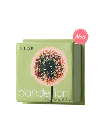 Picture of Dandelion Brightening Finishing Powder Travel Size Mini 3,5g