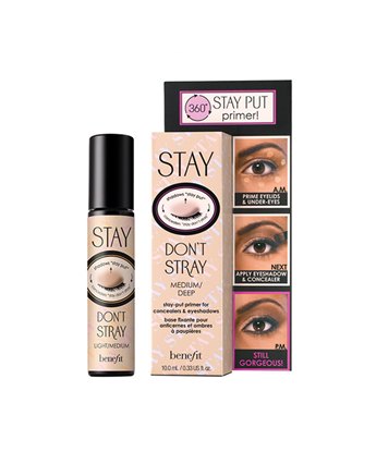 Picture of Stay Don't Stray Eyeshadow Primer 10ml