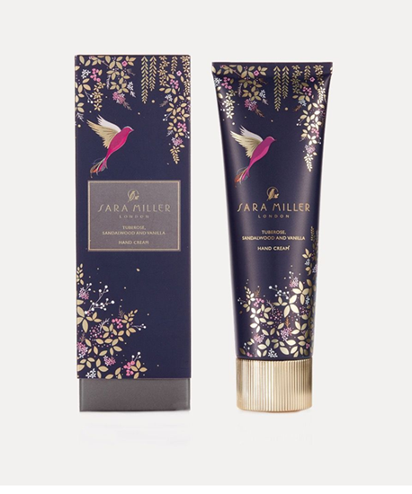 Picture of TUBEROSE, SANDALWOOD & VANILLA HAND CREAM 150ML