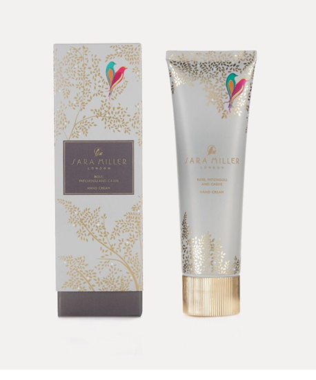 Picture of ROSE, PATCHOULI & CASSIS HAND CREAM 150ML